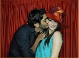 Beijo roubado